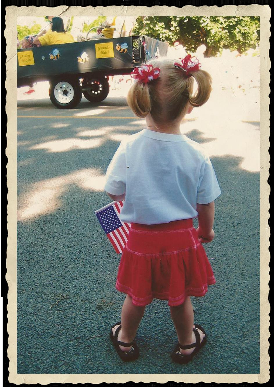 Patriotic spirit! www.mytributejournal.com