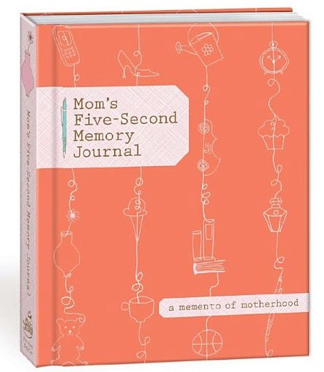 Amazon.com_ Mom_s Five-Second Memory Journal (9780307719799)_ Potter Style_ Books