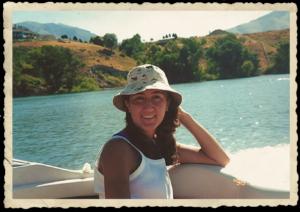 Boating in Hyrum