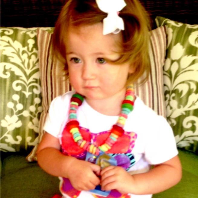 Princess necklaces!