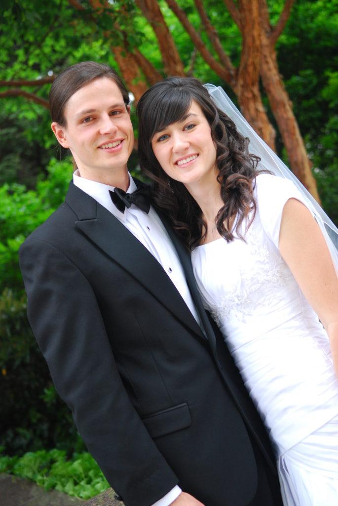 Mandi and Cole's wedding