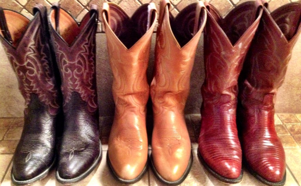 Cowboy boots! www.mytributejournal.com