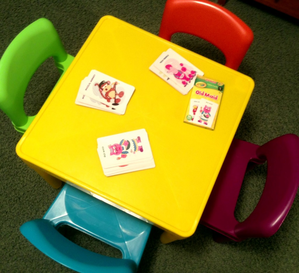 """""""Old Maid"""" card game! www.mytributejournal.com"""