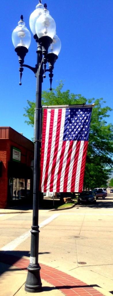 Patriotic pride!