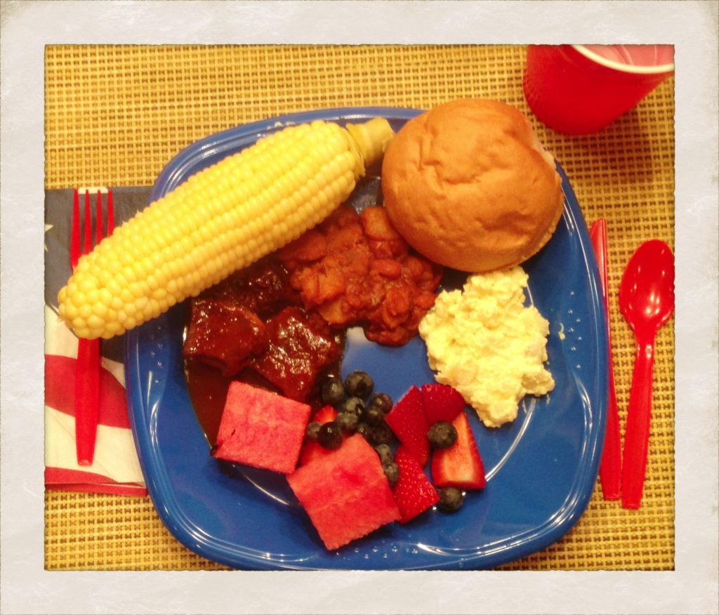 Dutch oven BBQ Spare Ribs dinner!