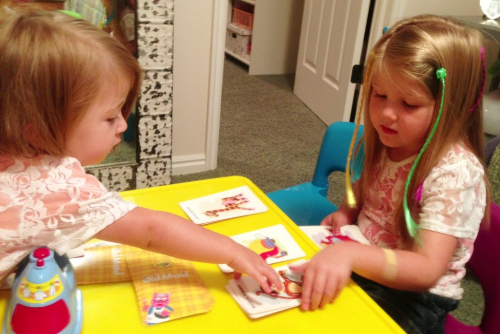 """Playing """"Old Maid""""! www.mytributejournal.com"""