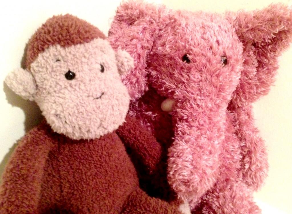 Stuffed animals! www.mytributejournal.com