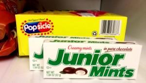 Frozen Jr. Mints!