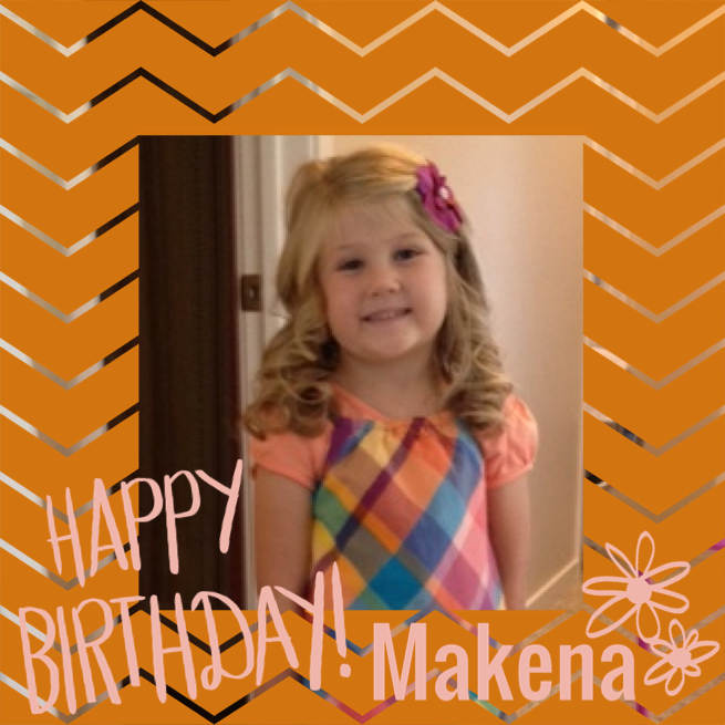 Birthday girl! www.mytributejournal.com