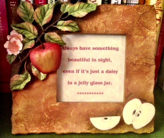 """""""Daisies in a Jelly Jar"""" quote www.mytributejournal.com"""