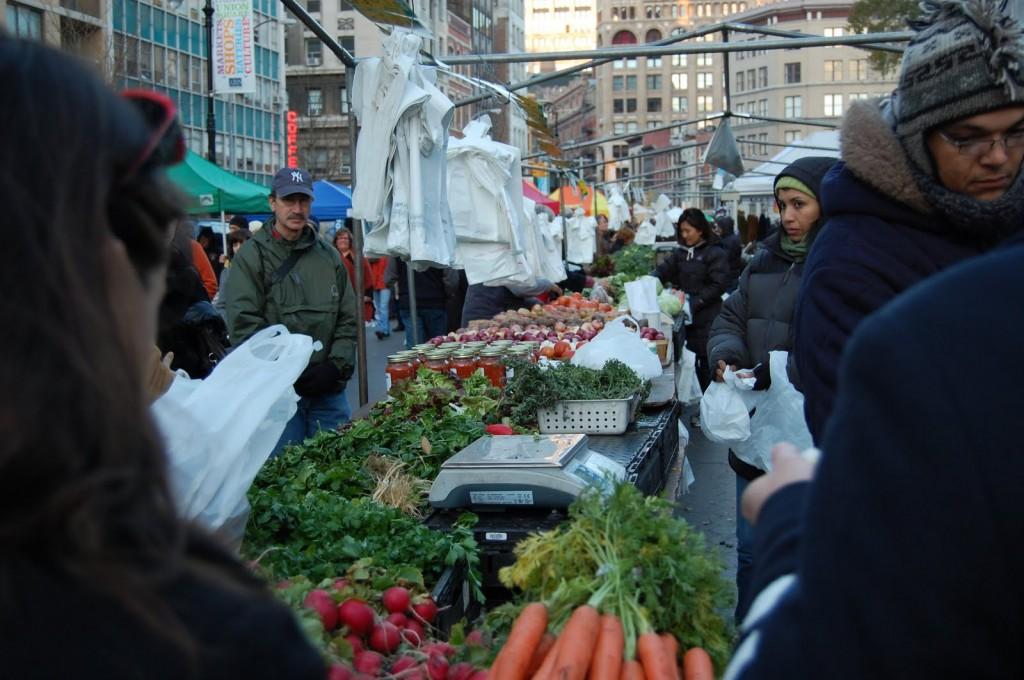 New York City farmer's market! www.mytributejournal.com