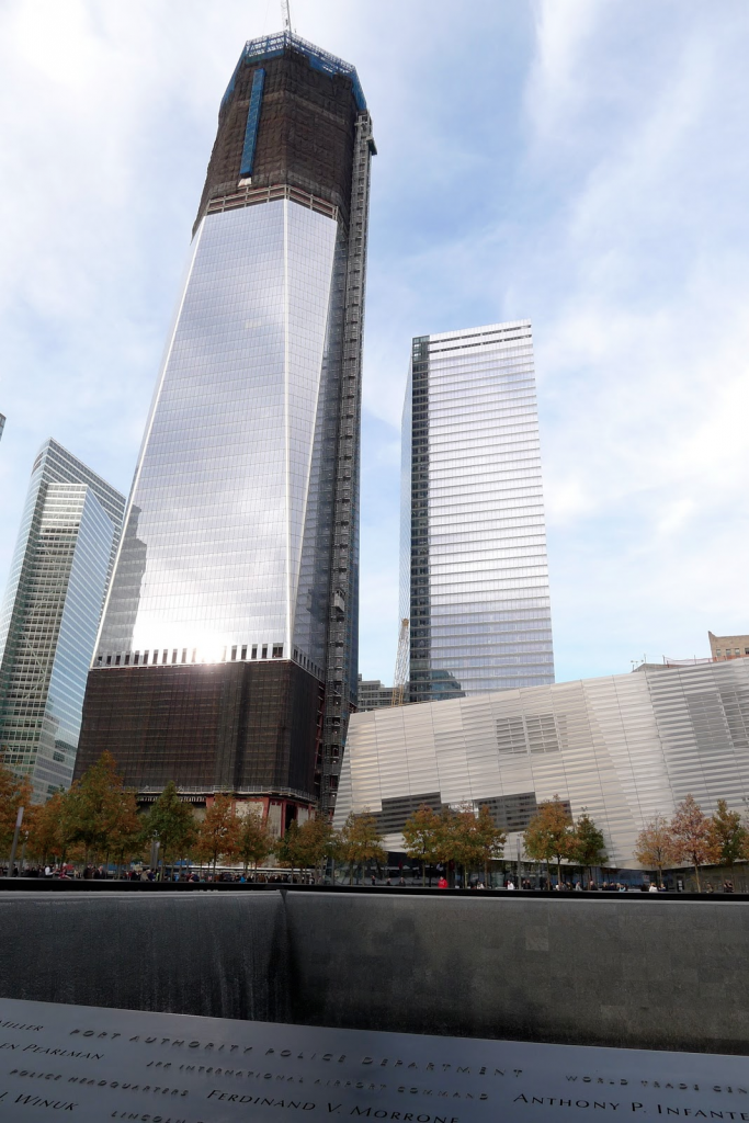 Ground Zero Freedon Tower www.mytributejournal.com