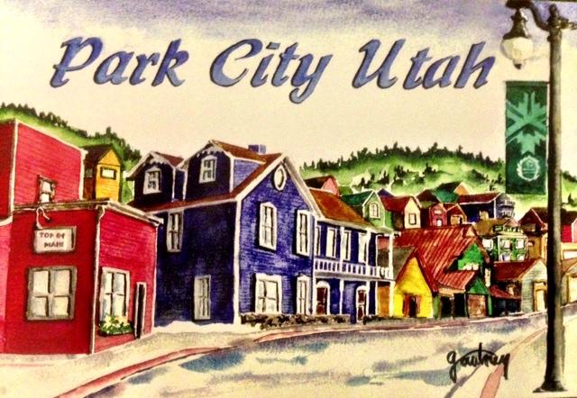 Park City!  www.mytributejournal.com