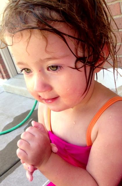 Backyard water fun! www.mytributejournal.com