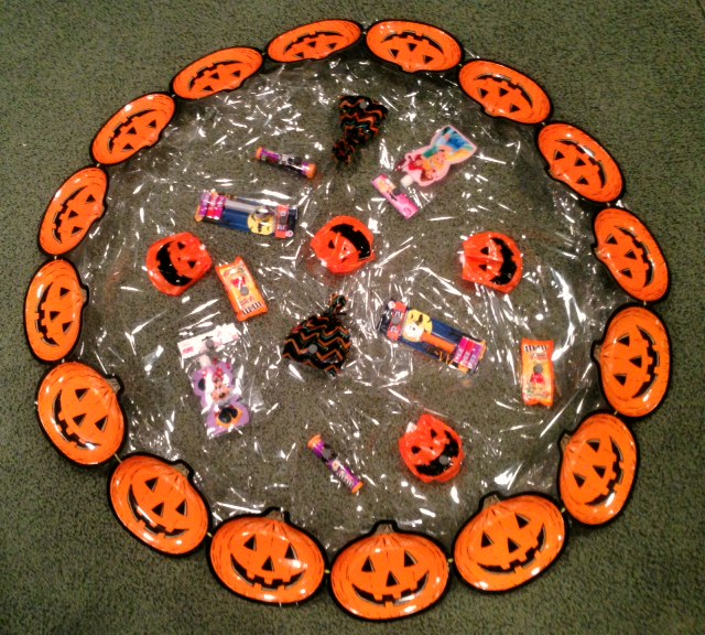 Halloween games! Fishing pond. www.mytributejournal.com