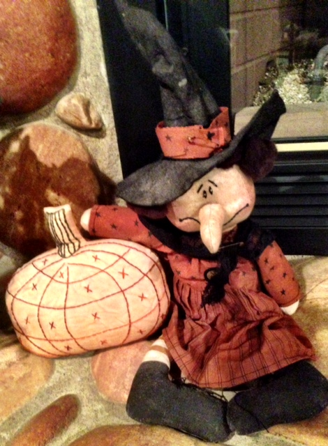 Halloween Witch! www.mytributejournals.com