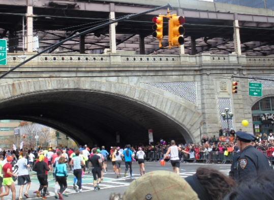 The New York Marathon! www.mytributejournal.com