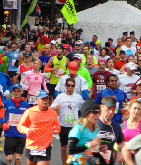 The New York city Marathon! www.mytributejournal.com