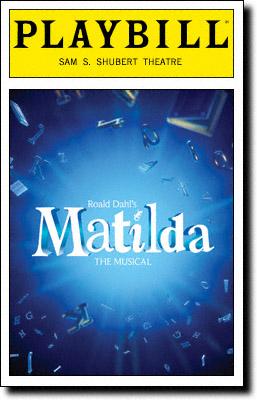 Matilda-Playbill-www.mytributejournal.com