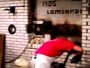 Lombardi's pizza! www.mytributejournal.com