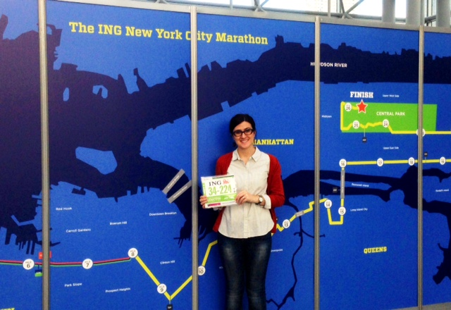 Th New York City Marathon! www.mytributejournal.com