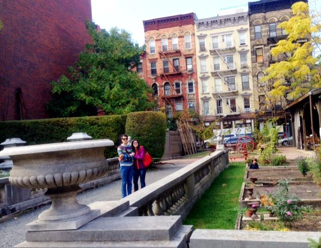 Secret gardens of New York City! www.mytributejournal.com