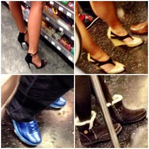 New York shoe fashion! Www.mytributejournal.com