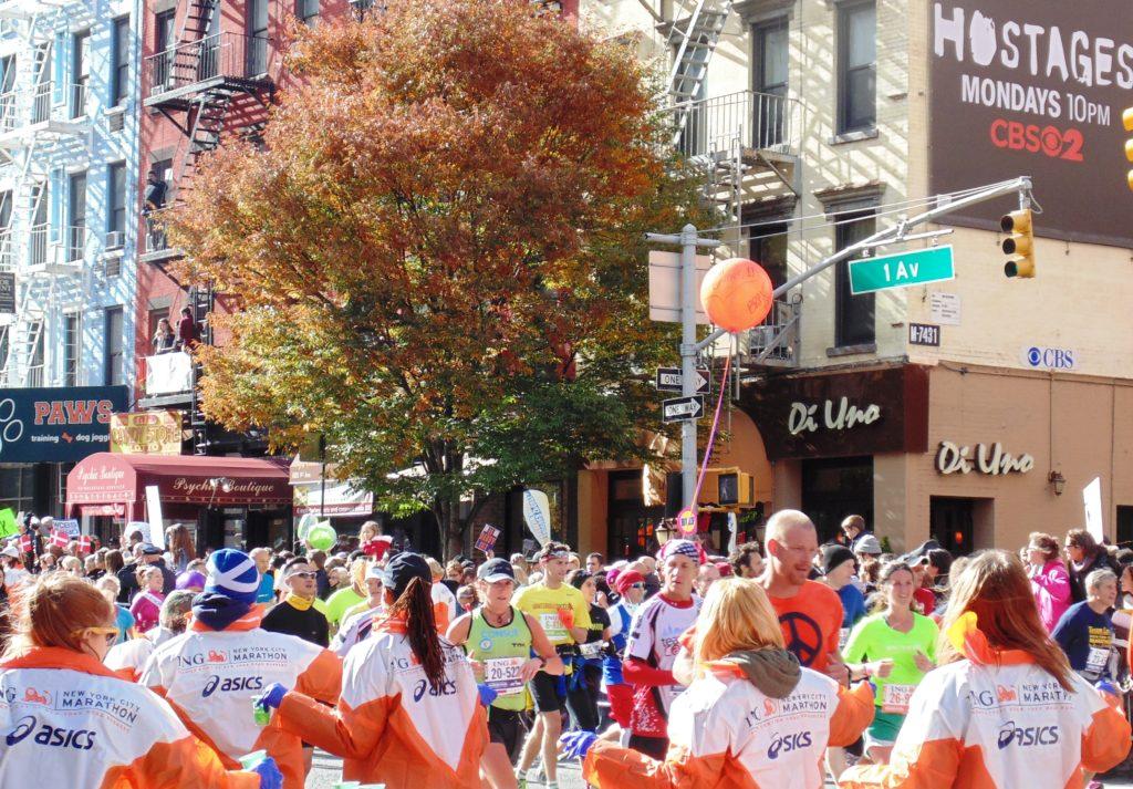 New York City marathon www.mytributejournal.com