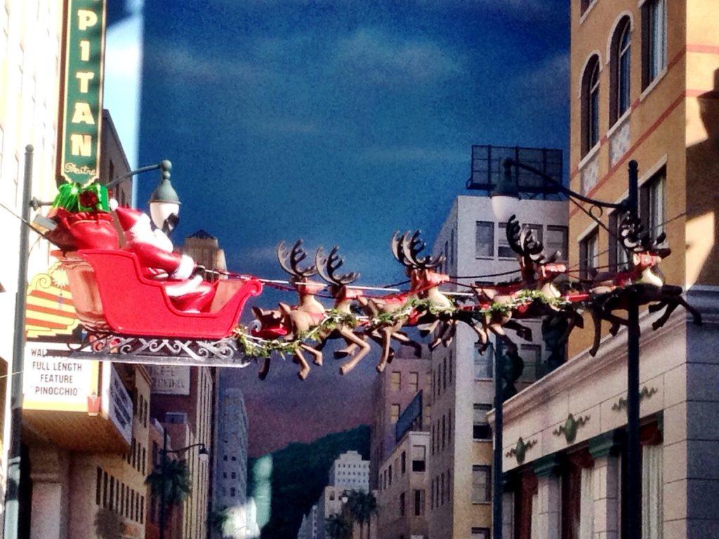 Santa at Disneyland! www.mytributejournal.com