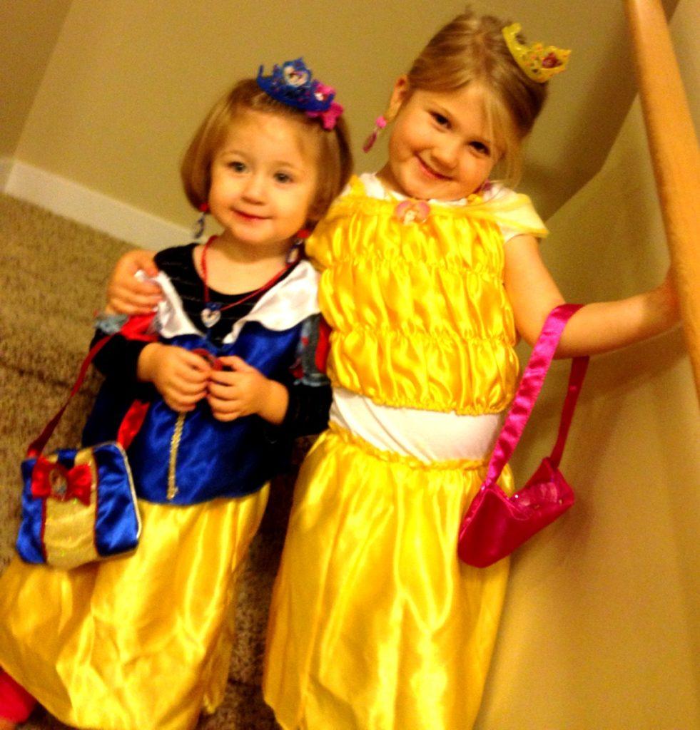 Disney dress-ups! www.mytributejournal.com