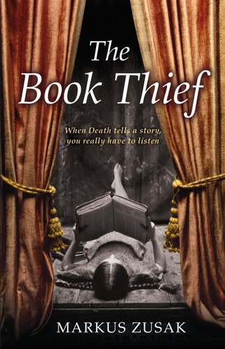 """""""Book Thief"""" a great Christmas gift! www.mytributejournal.com"""