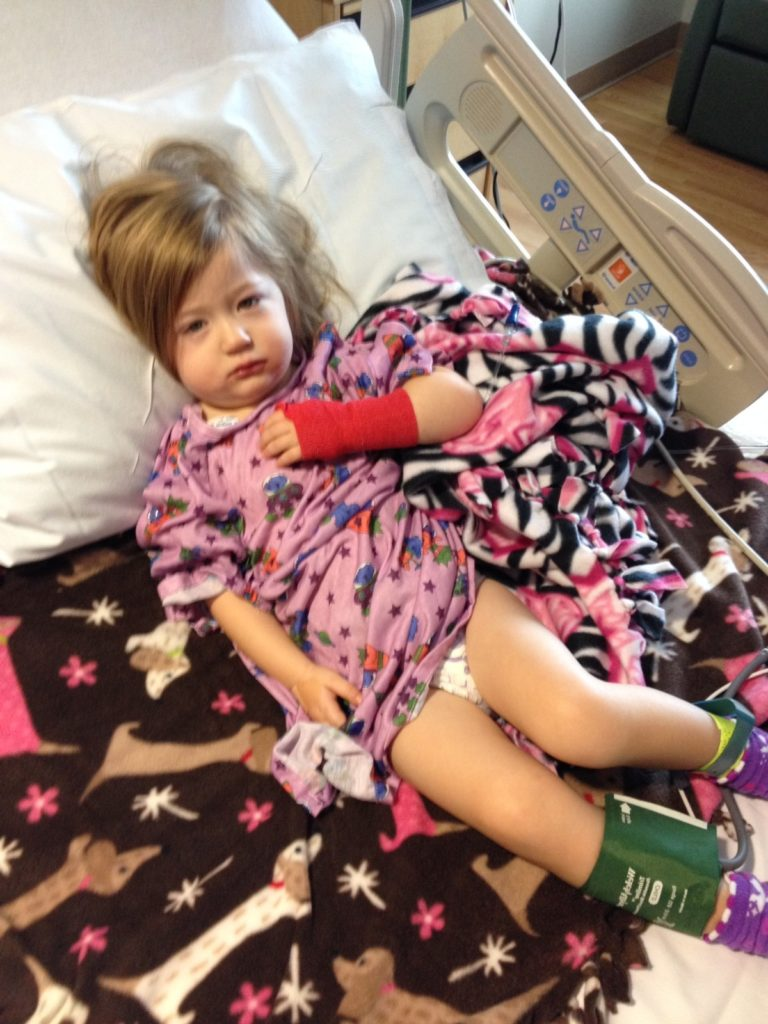 Taking care of your child after surgery. www.mytributejournal.com