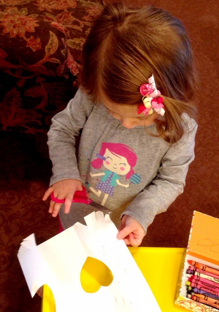 Arts and crafts with grandchildren. www.mytributejournal.com