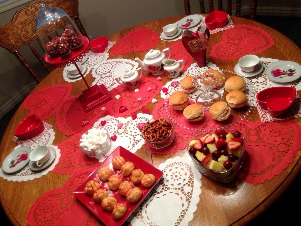 A Valentine Tea Party! www.mytributejournal.com