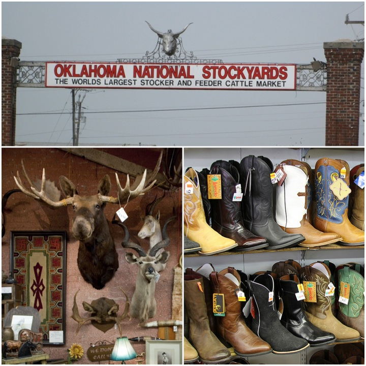 Oklahoma Stockyards www.mytributejournal.com