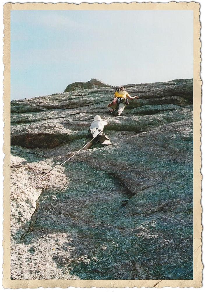 Rock Climbing in the City of Rocks  www.mytribute journal.com