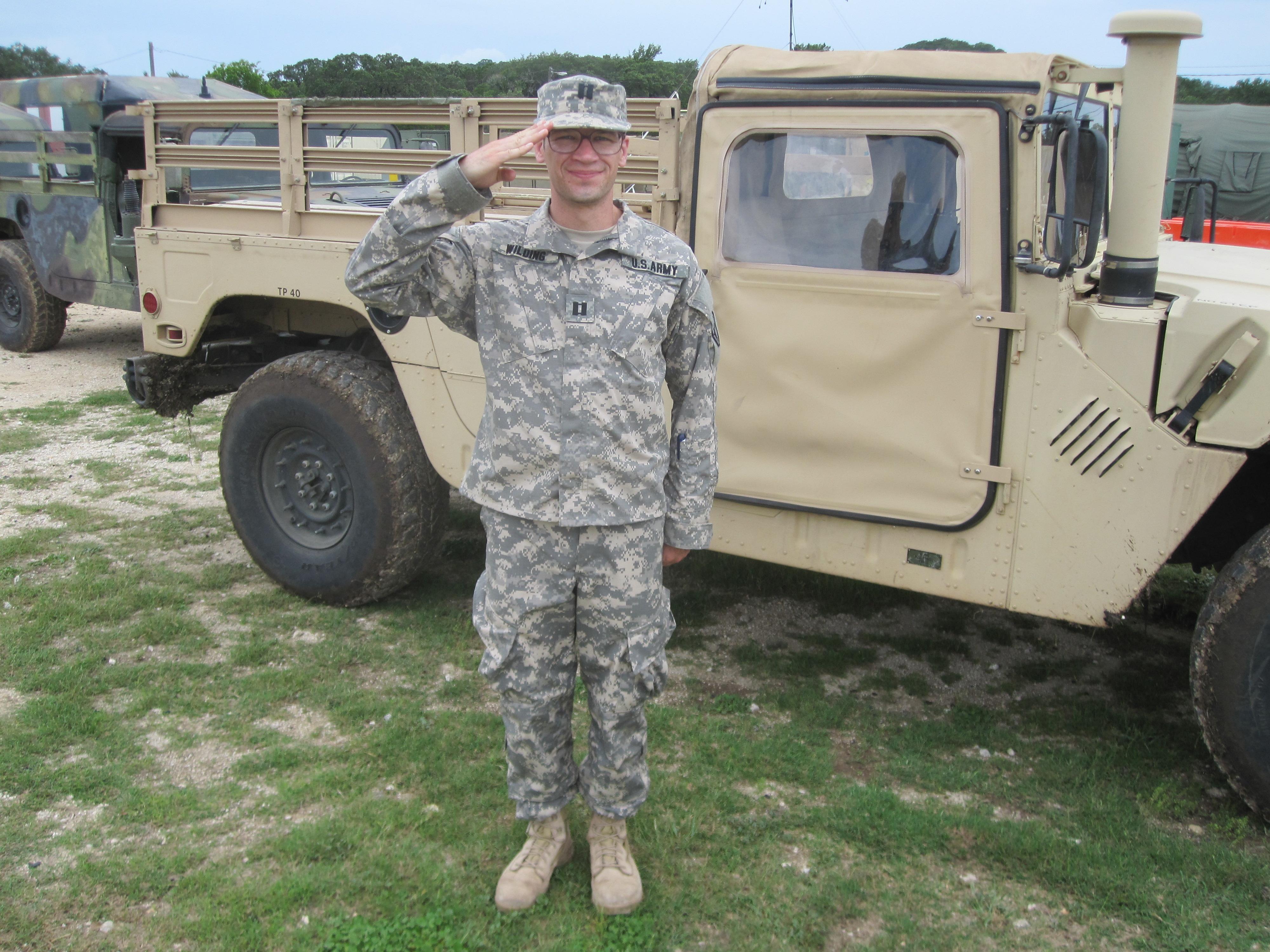 Army Proud! www.mytributejournal.com