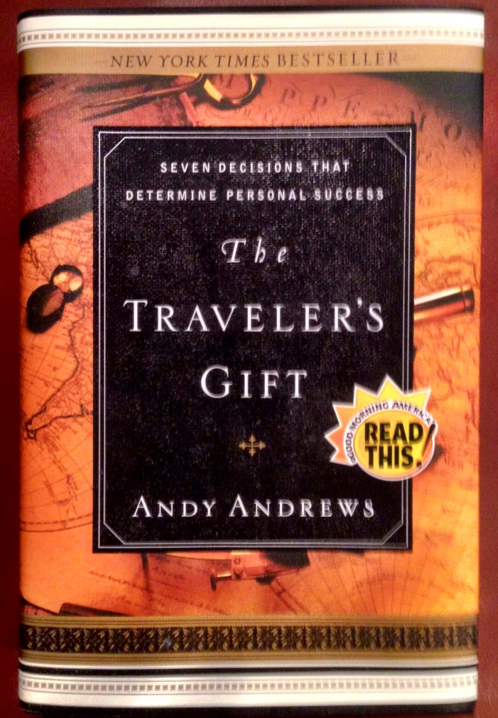 The Traveler's Gift by Any Andrews www.mytributejournal.com