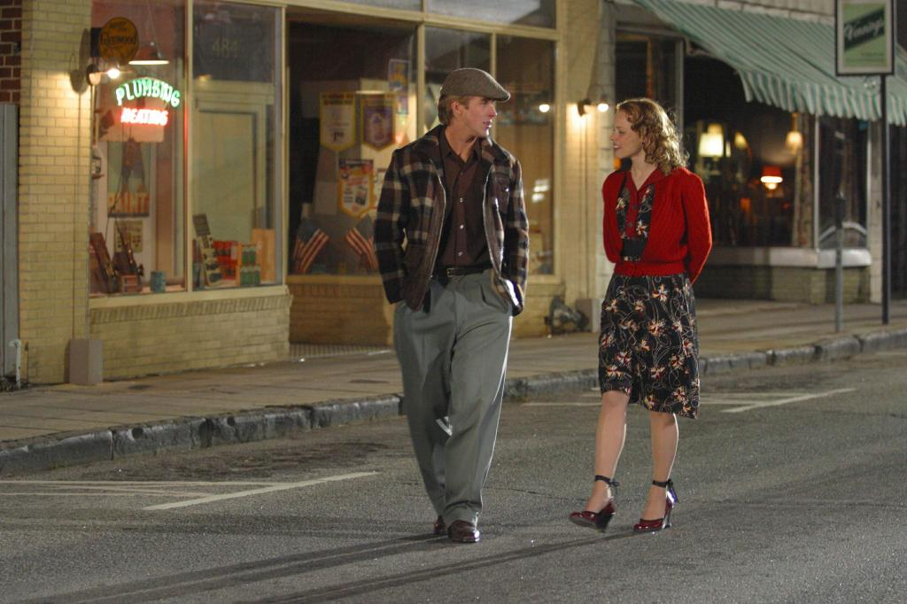 Ryan Gosling in The Notebook movie www.mytributejournal.com