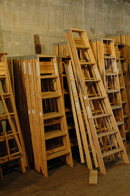 wooden ladders www.mytributejournal.com