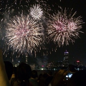 4th of July Fireworks in Boston  www.mytributejournal.com
