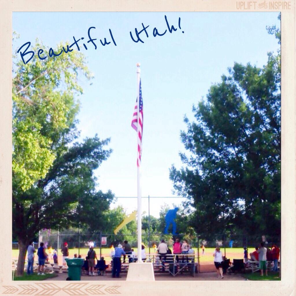 Beautiful Utah! www.mytributejournal.com