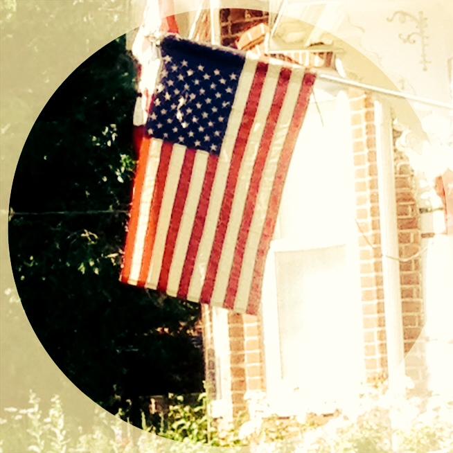 America's flag www.mytributejournal.com