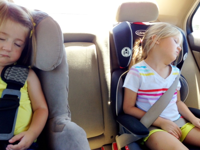 After A Backyard Camp Out Extravaganza! www.mytributejournal.com