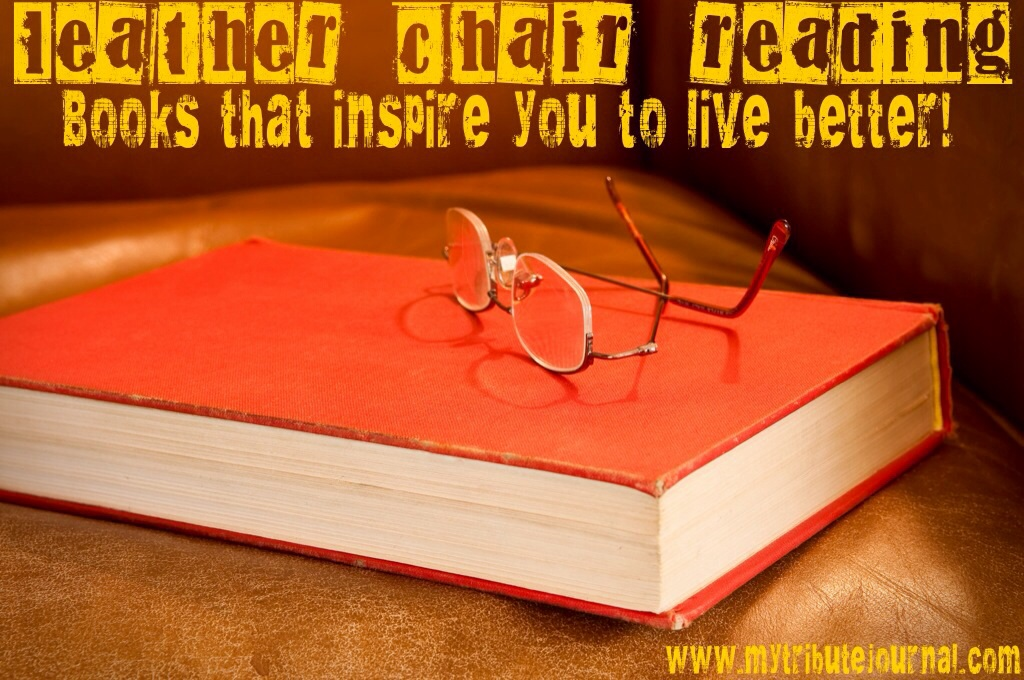 Leather Chair Reading! Seedfolks!