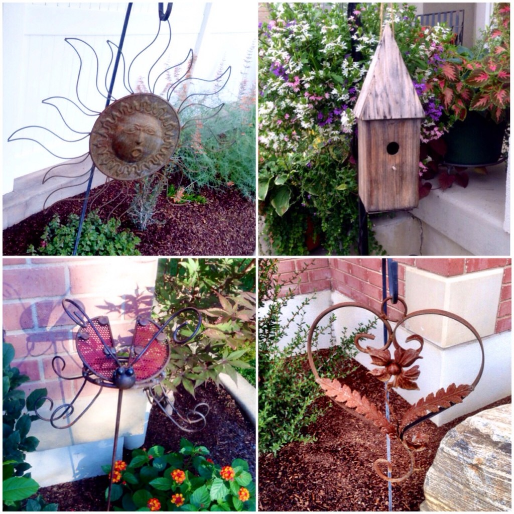Garden Therapy! Yard Art And Adornments! www.mytributejournal.com