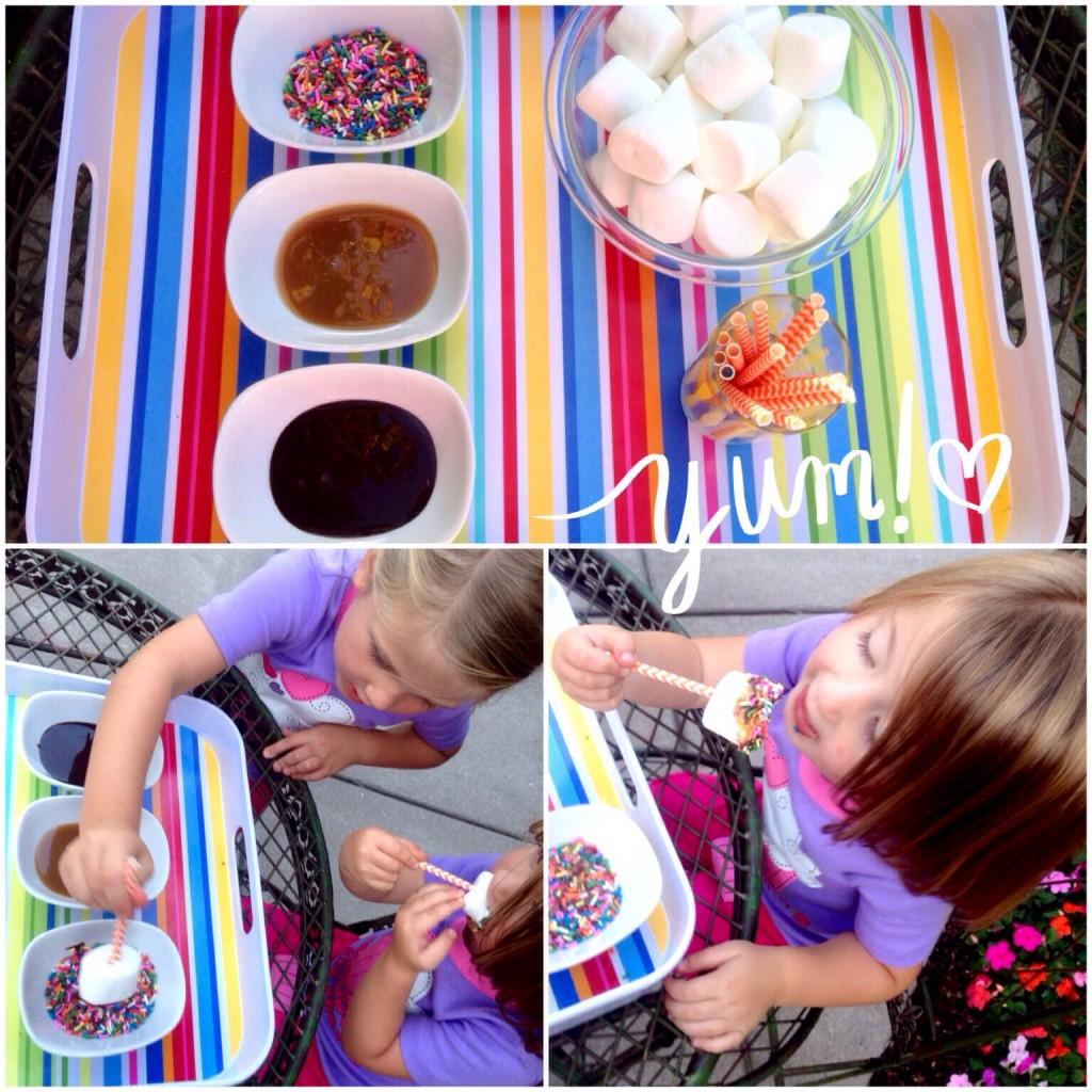 Marshmellow treats! www.mytributejournal.com