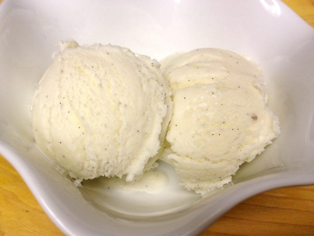 Vaniila Bean Ice Cream www.mytributejournal.com