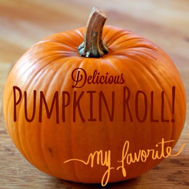 Pumpkin Roll Recipe! www.mytributejournal.com