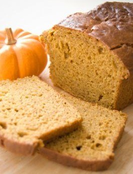 Pumpkin Spice Quick Bread www.mytributejournal.com